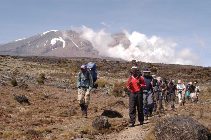 climbing mount kilimanjaro, epic Africa