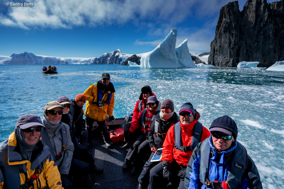 An epic journey into Antarctica - 2017 expedition, more coming soon
