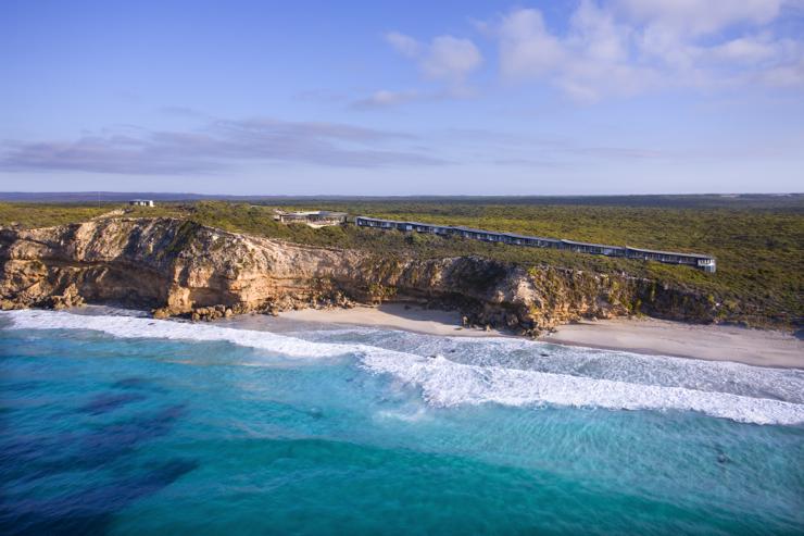 Southern Ocean Lodge, Kangaroo Island. South Australia