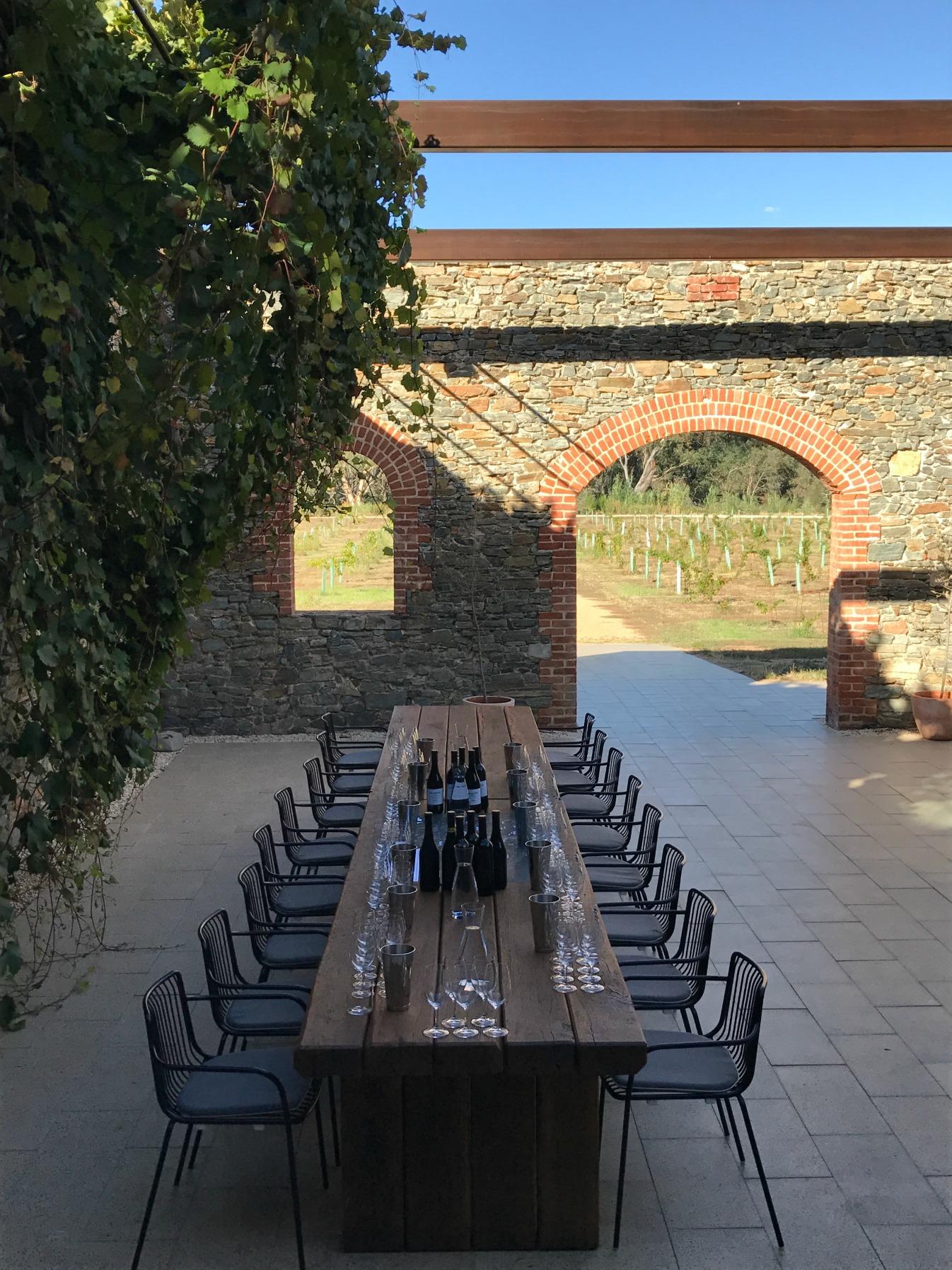 St Hugo Wines luncheon Barossa Valley