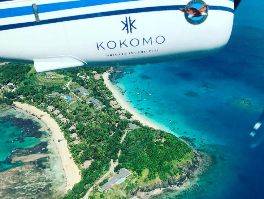 Destination Fiji - Kokomo Private Island