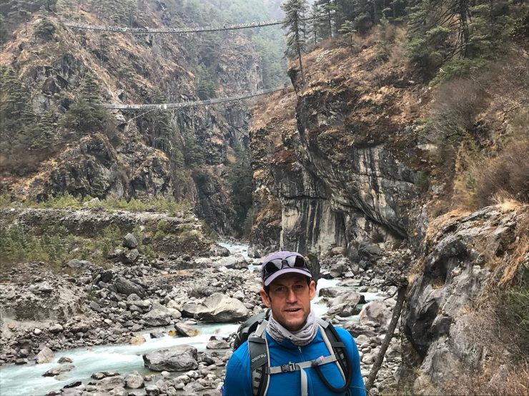 Route to Namche - Epic Everest Base Camp Expedition Update 3