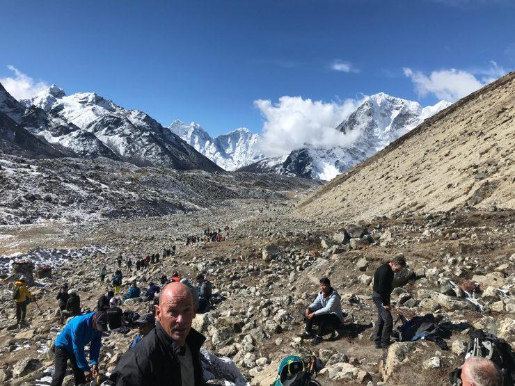 Everest Base camp trek update - Gorak Shep trek