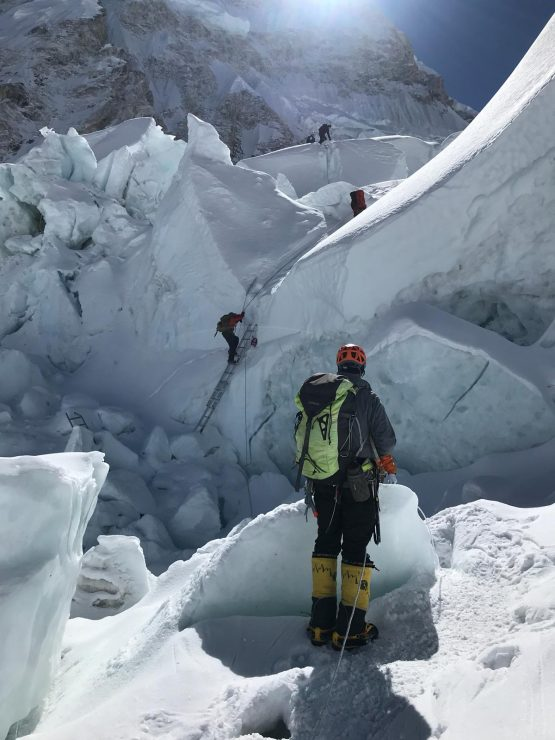 Khumbu Icefall - Epic Everest Update 14
