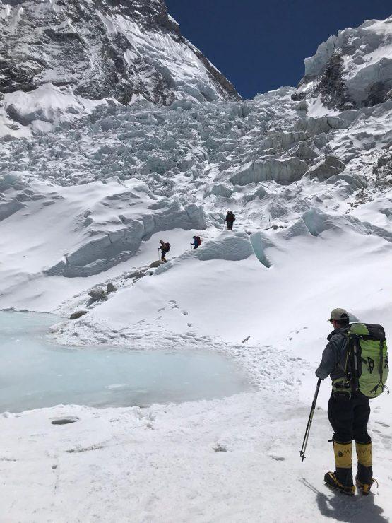 Khumbu Icefall - Epic Everest Update 14
