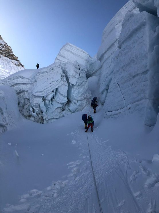 EBC rest days & rotation 2 prep - up again into the icefall