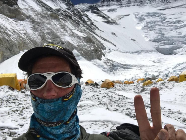 Everest Update 18 - acclimatisation rotation 2