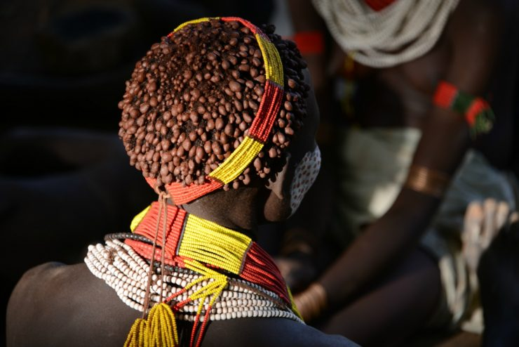 Tribal people of Ethiopia