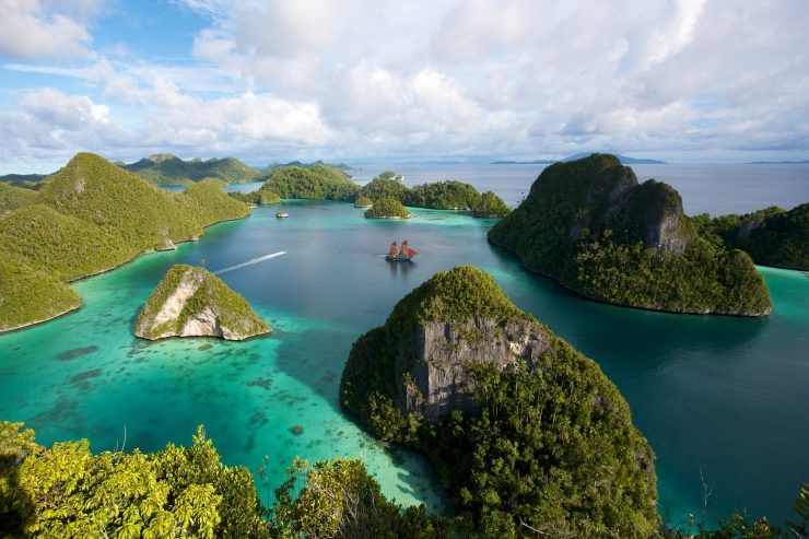 Raja Ampat Wild places Indonesian islands Epic Southeast Asia