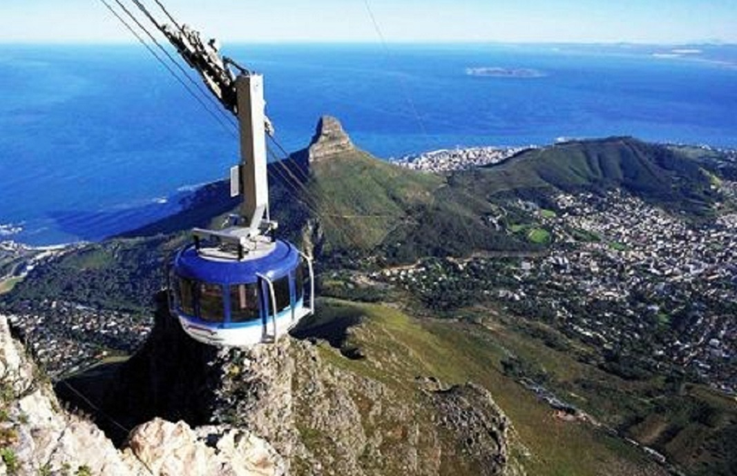 Image result for south africa table mountain