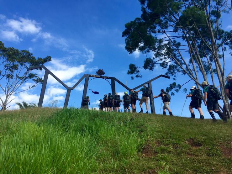 Kokoda Track - Owers Corner. Epic Papua New Guinea