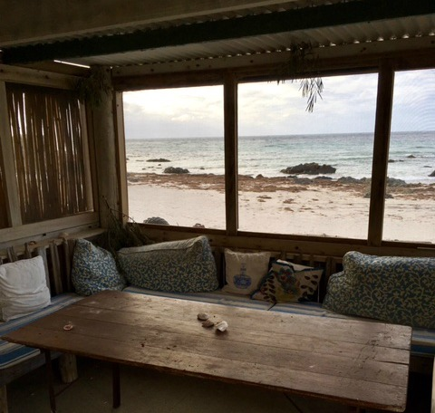 Stay in a beach house on Kangaroo Island , with ocean views