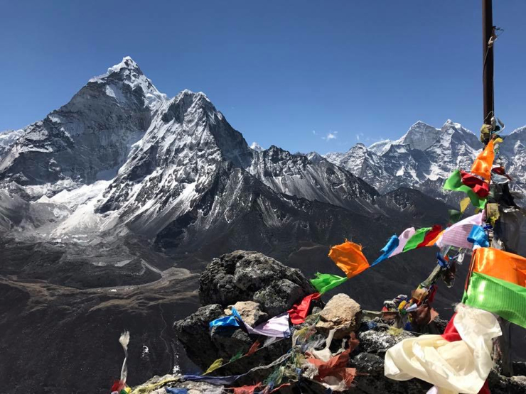 Return to Everest Base Camp - an epic journey