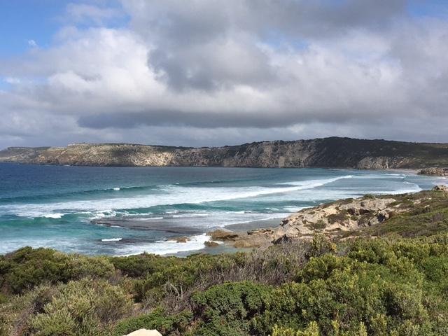 Kangaroo Island coastline view - South Australia