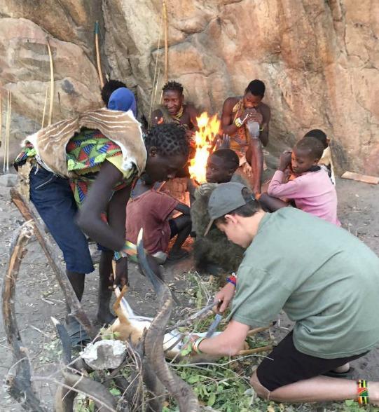 African Bush adventure