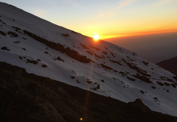 Kili sunrise - Epic Africa