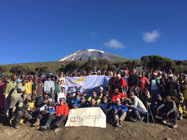 climbing Mount Kilimanjaro - Epic 2017 Update