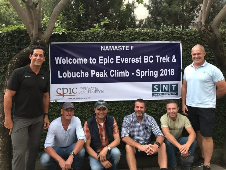 Epic Everest Base Camp Trek 2018