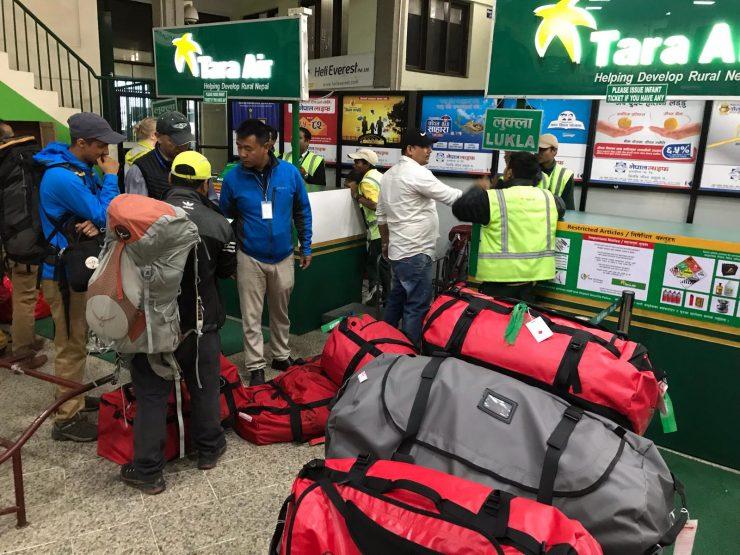 Kathmandu to Lukla flight - Epic Everest Update 2