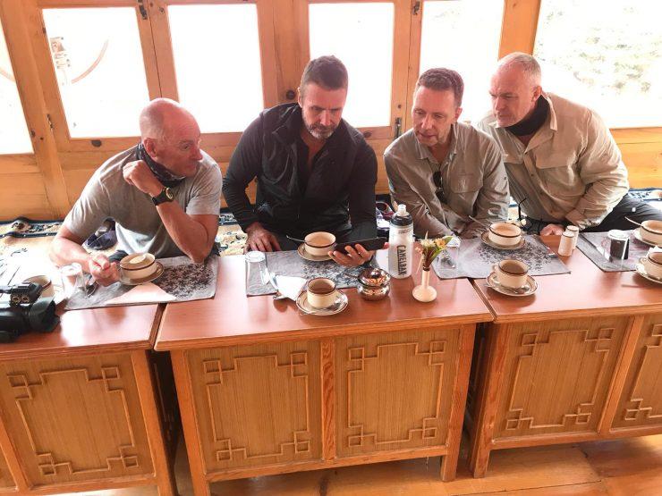 Tea house stop - Epic Everest Update 2