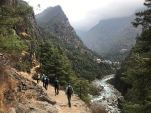 Epic Everest – Update 3 Route to Namche