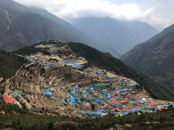 Day 4 - Namche acclimatisation