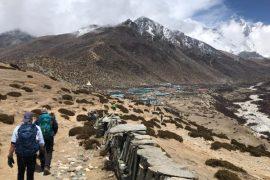 Epic Everest – Updates 5 & 6 Namche to Dingboche