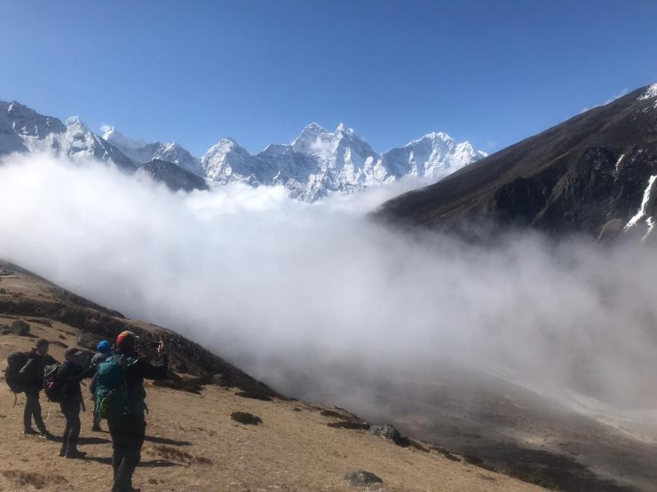 Everest Update 8 - Epic Everest - Dingboche to Lobuche