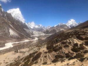 Epic Everest – Update 8 Dingboche to Lobuche
