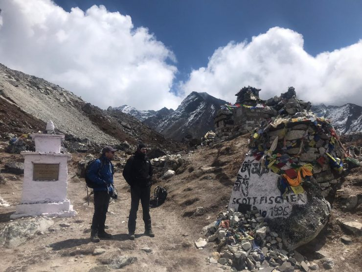 Everest Base Camp Trek Update 8 - Thokla Pass