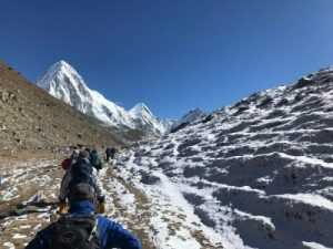 Epic Everest – Update 9 Gorak Shep