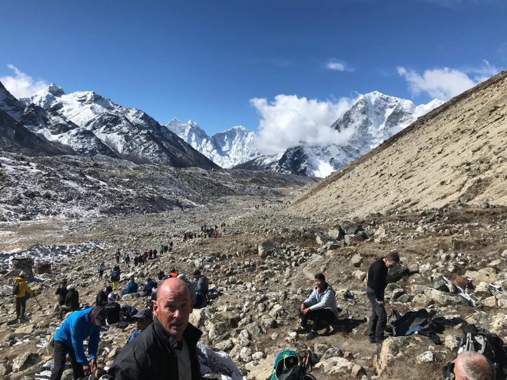 Everest Base camp trek update - Gorak Shep trek
