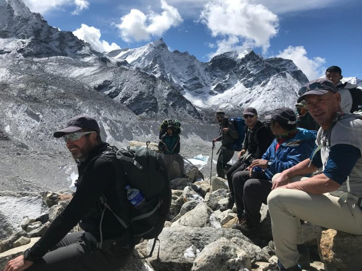 Everest Base Camp Update 9 - Gorak Shep