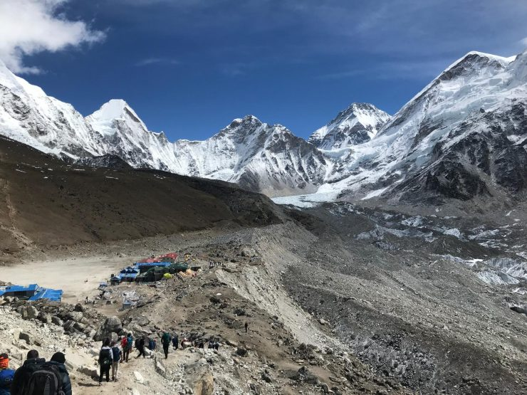 Everest Base Camp Trek Update 9 Gorak Shep