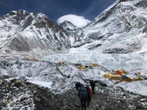 Epic Everest – Update 10 Everest Base Camp