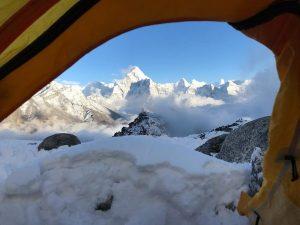 Epic Everest – Update 11 Climbing Lobuche