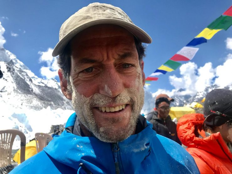 a grey beard signifying long life - Epic Everest Expedition 2018