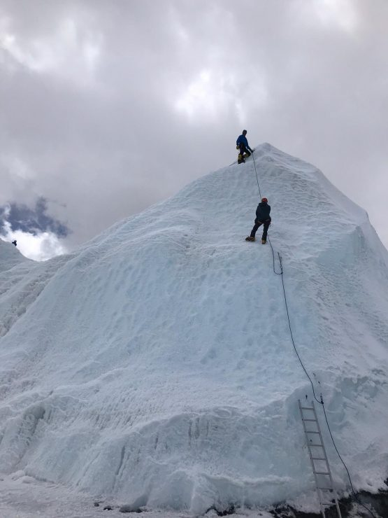 Everest Ice school - Epic Update 13