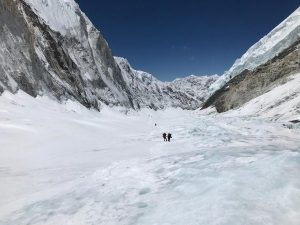 Epic Everest – Update 16 Acclimatisation Rotation 1