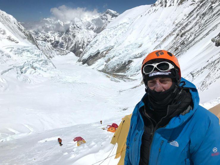 Everest Update 18 - acclimatisation rotation 2