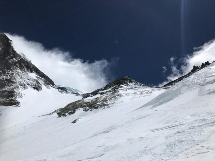 Everest Update 18 Acclimatisation rotation 2
