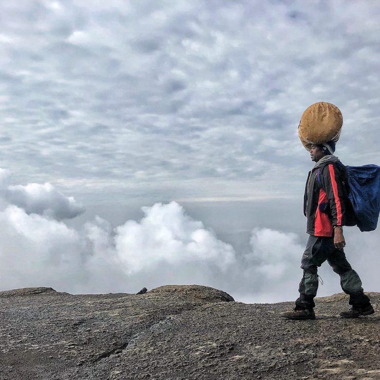Climbing Kilimanjaro - the roof of Africa