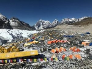 Epic Everest – Update 19 Pre-summit waiting game