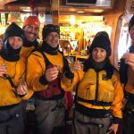 A stiff drink - Epic Antarctica 2019