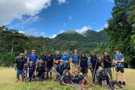 Walking Kokoda