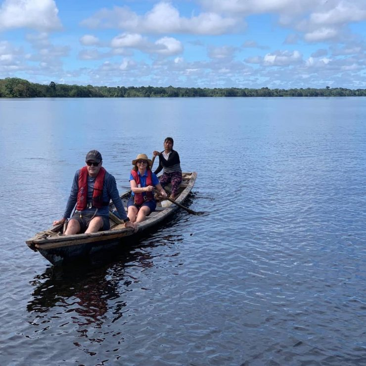 Amazon Canoeing -epic expedition cruising