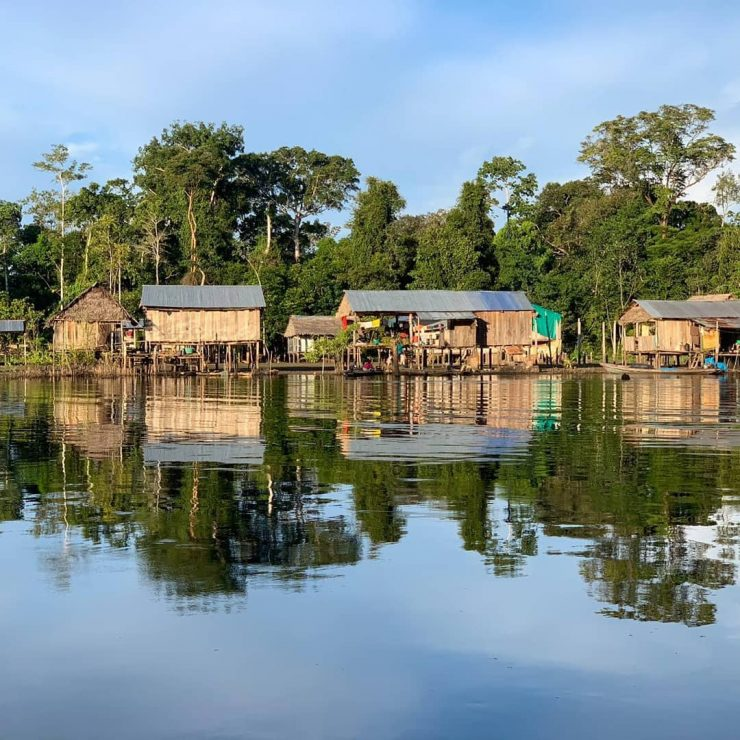 Amazon RiVer Village - epic expedition cruising