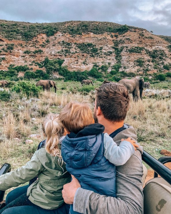 Epic family safari in Gondwana Game Resere South Africa