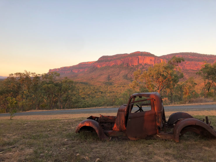 Mt mulligan Outback experience - Epic Australia