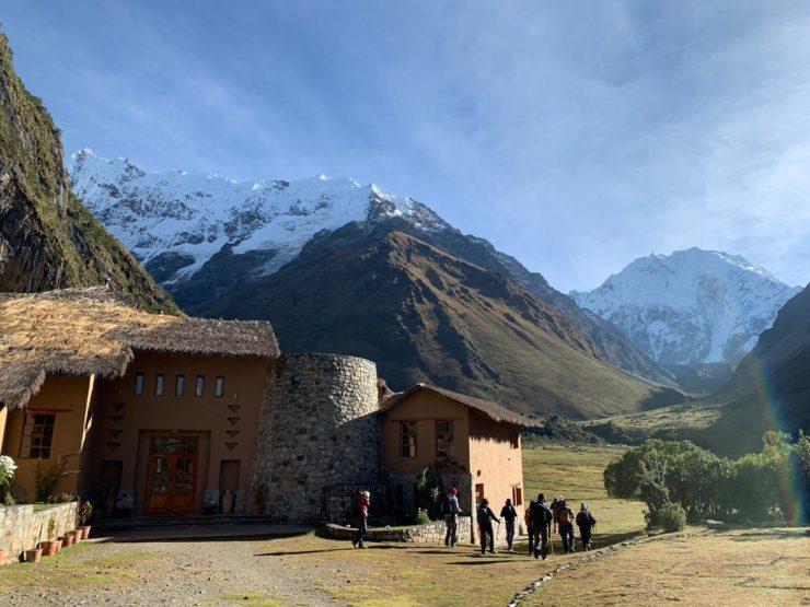 Salkantay Trek to Macchu Picchu Epic South America